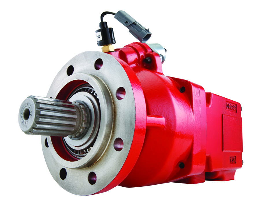 Parts Power Take Off : Chelsea pto and parker pumps